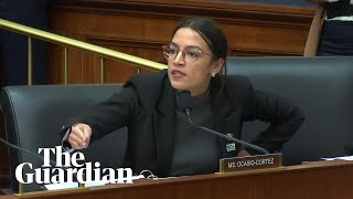 'This Is Not An Elitist Issue': AOC On Republican Inaction On Climate Change –video