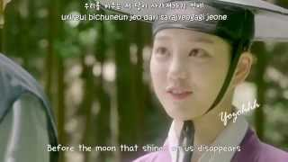 Jang Jane In - Secret Paradise FMV (Scholar Who Walks the Night OST)[ENGSUB + Romanization + Hangul]