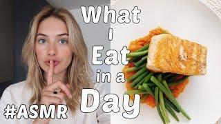 What I Eat In a Day as a Model | I Tried ASMR & My Healthy Summer Recipes | Sanne Vloet