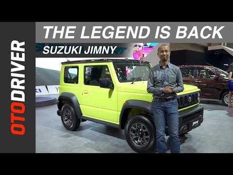 Suzuki Jimny 2018   First Impression   OtoDriver   Supported by GIIAS 2018