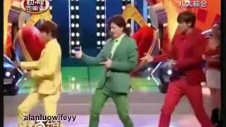單飛比較紅(小豬, 小鬼, 小鐘) Dancing :)