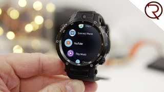"""Zeblaze Thor S Smartwatch REVIEW - 3G, 1.39"""" Amoled, GPS, Android"""