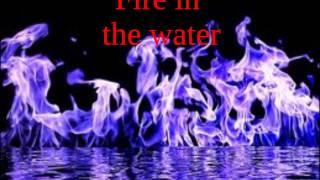 Fire In The Water- Feist (Lyrics)