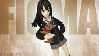 Rin Shibuya  - (THE iDOLM@STER: Cinderella Girls) - Figma - THE IDOLM@STER CINDERELLA GIRLS - Rin Shibuya Cinderella Project Ver. Review
