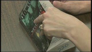 Banned book back on school reading list