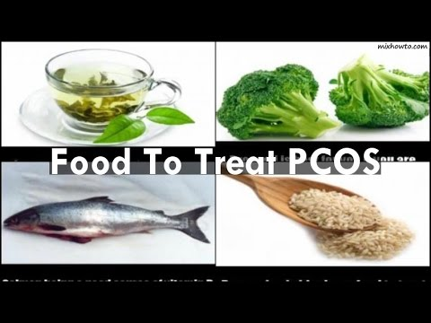 Video Food To Treat PCOS