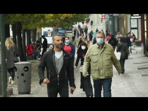 Covid-19 : l'Europe centrale réagit à son tour face à la vague épidémique Covid-19 : l'Europe centrale réagit à son tour face à la vague épidémique