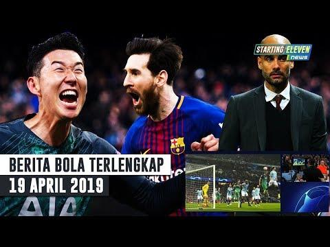 Son Heung Min Jadi Top Score ASIA 👍 4 Gol Lagi Messi Gol Ke 600 😍 Pep Tak Percaya Keputusan Wasit
