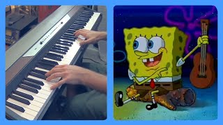 Campfire Song Song (Spongebob Squarepants) Piano Dub
