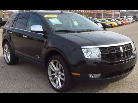 Used 2010 Lincoln MKX AWD Indianapolis, IN | All-Wheel Drive SUV