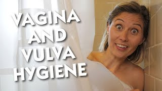 Vagina and Vulva Hygiene