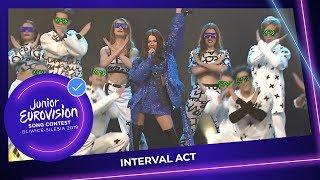 Roksana Węgiel   Anyone I Want To Be   Interval Act   Junior Eurovision 2019