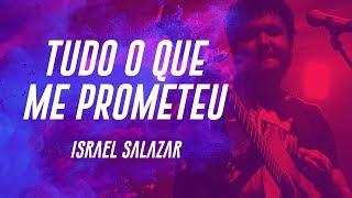 Israel Salazar   Tudo O Que Me Prometeu   CD Avante