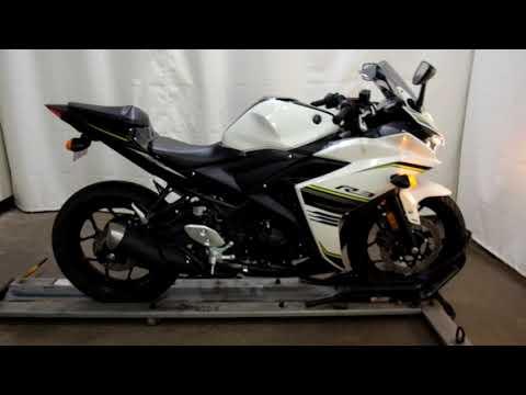 2017 Yamaha YZF-R3 ABS in Eden Prairie, Minnesota - Video 1