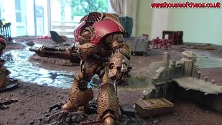 adeptus custodes battle report - TH-Clip