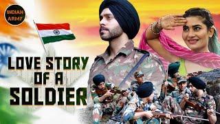 Love Story Of A Soldier | SahibNoor Singh