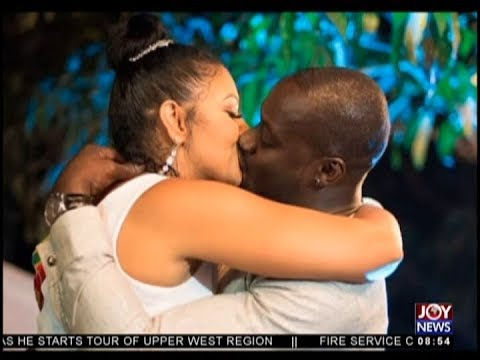 Chris Attoh Remarries - AM Showbiz on JoyNews (8-10-18)