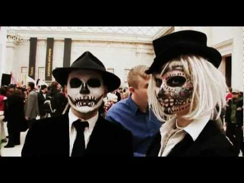 The Mariachis London UK - Day of the Dead documentary