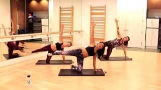 Barre Fitness | Butt Workout | Lifting Lower Body Workout