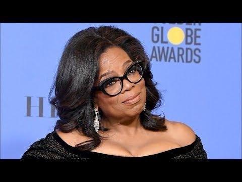 Oprah Winfrey's Golden Globes Speech   Los Angeles Times