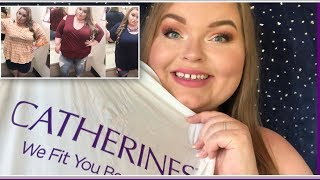 Cathrine's plus size try on & review spring 2018 - Video Youtube
