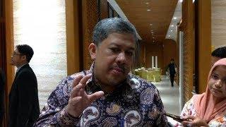 Fahri Hamzah Berkomentar soal Jarak Elektabilitas Jokowi-Ma'ruf dengan Prabowo Sandi