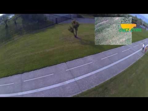 Drone SG106 double camera et 22 min d\'autonomie mais qualité 1080P très BOF