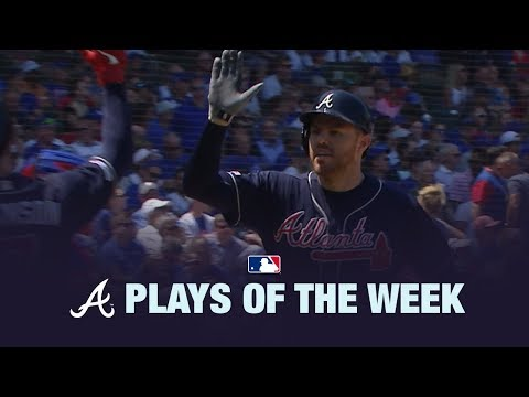 7/1/19: Braves Plays of the Week