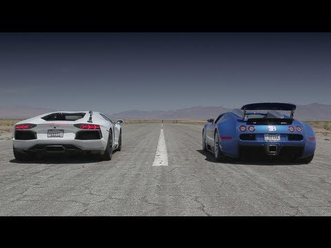 Bugatti Veyron vs Lamborghini Aventador vs Lexus LFA vs McLaren MP4-12C – Head 2 Head Episode 8