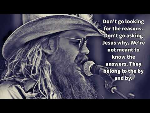 Chris Stapleton-Broken Halos-Lyrics