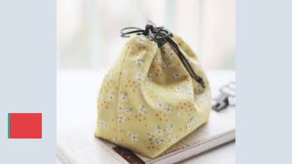 Japanese Lunch Box Basket Tutorial Sewing Step By Step