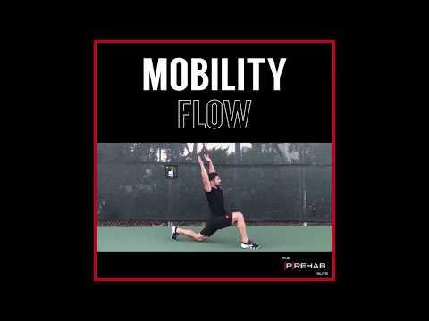 【可動性・連動性の向上】身体を目覚めさせる!「MobilityFlow」
