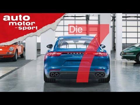 10 Jahre Buckelwal: 7 Fakten zum Porsche Panamera, die Petrolheads kennen sollten|auto motor & sport