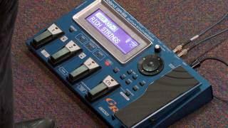 Roland GR-55 Guitar Synthesizer Overview   Full Compass