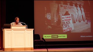 An Evening with Patrisse Cullors, Co-founder of #BlackLivesMatter