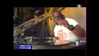 Carl Cox - Live @ Techno Parade 1998