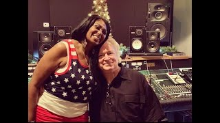 T-GRAHAM BROWN AND CLAUDETTE KING RECORDED AND WILL BE RELEASING A SONG CLARE CO-WROTE!