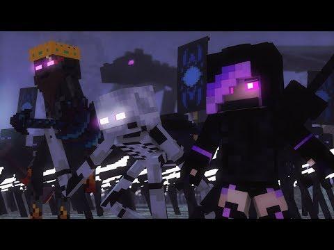 """Ender Wish"" - A Minecraft Original Music Video ♪ видео"