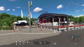 GT Sport - Nürburgring touristenfahrten