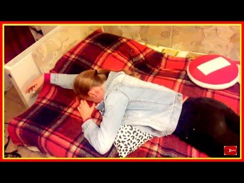 Vlog: Врач сказал - ОПЕРАЦИЯ! Маша страдает плачет  Боится укола  Приём у доктора