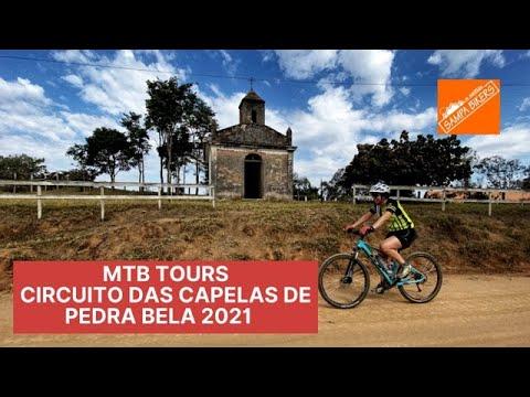 Vídeo Circuito das Capelas de MTB - Pedra Bela 2021