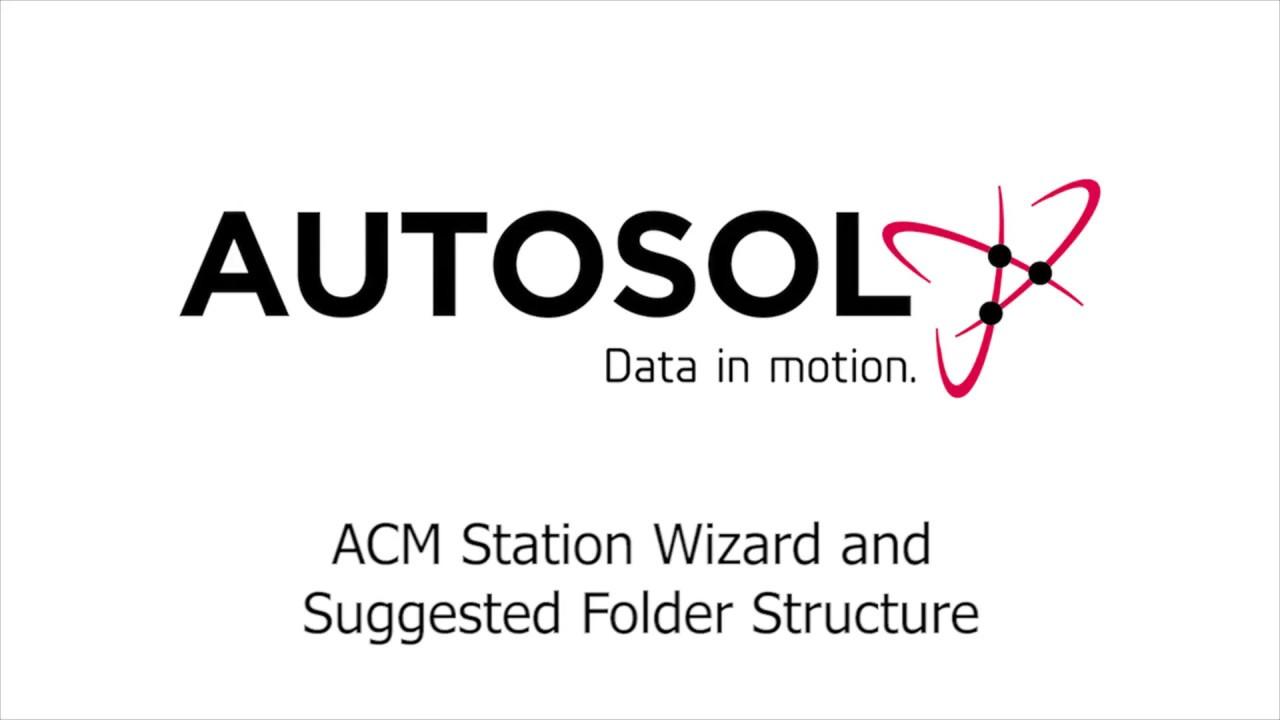 ACM Station Wizard