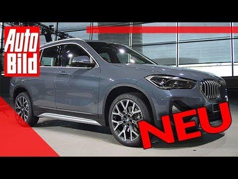 BMW X1 (2019): Neuvorstellung - Design - SUV - Infos - Preise