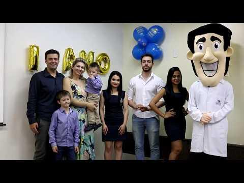 Aniversário Clínica Ortoplan Abelardo Luz