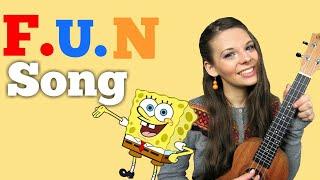 f u n song ukulele - ฟรีวิดีโอออนไลน์ - ดูทีวีออนไลน์ - คลิป