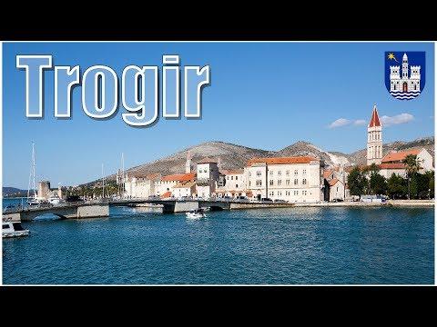 Хорватия:  Трогир, город с 2000-летней историей