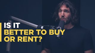 Is it better to buy a thing or rent it?