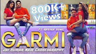 Garmi Song | Jai Kumar Nair Choreography  Ft. Rasika Sunil | JuzJai | iamjuzjai