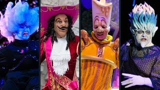 Top 10 Creepiest Costume Characters At Disney Parks! Part 1 - DIStory Ep. 24! Halloween Special!