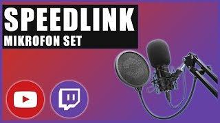 Speedlink Volity Ready Streaming Starter Set Review Deutsch (2020)